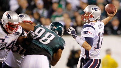 By the Numbers: Pats Embarrass Hapless Birds