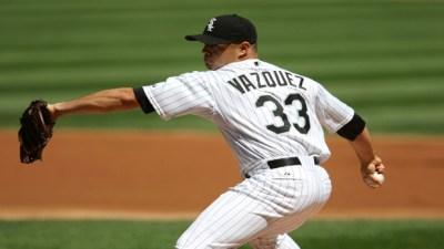 Javier Vazquez Eyes a Comeback