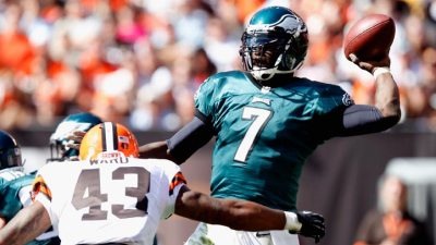 A Change Will Do Vick Good