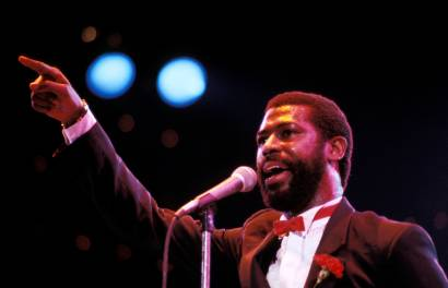 Click To View Teddy Pendergrass Funeral Program