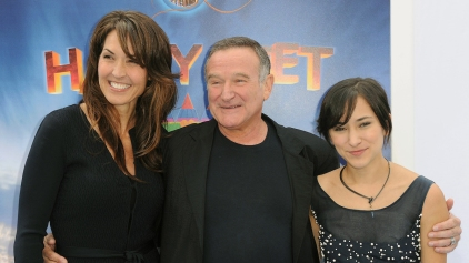 Robin Williams' Children Battle Widow Over Estate