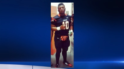 HS Football Star Shot, Killed in Camden
