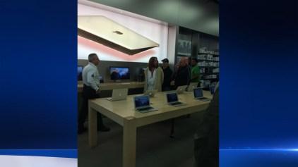 Police Arrest Philly Jesus Inside Center City Apple Store