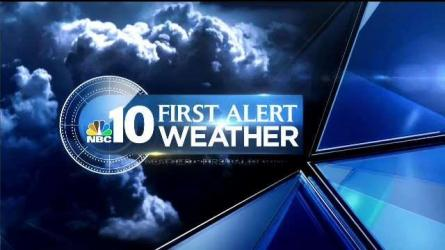 <p>NBC10&rsquo;s First Alert Weather chief meteorologist Glenn &ldquo;Hurricane&rdquo; Schwartz is tracking some rain this weekend.</p>