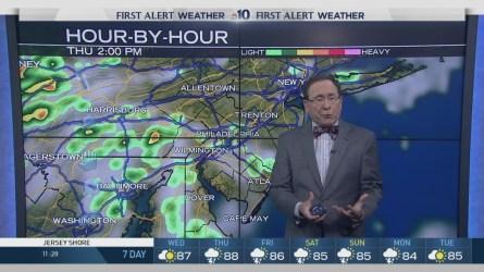 NBC10 chief meteorologist Glenn
