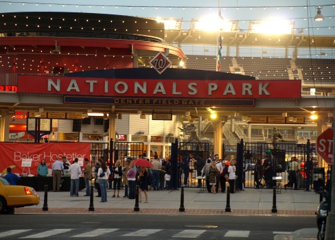 "D.C.'s ""Natitude Weekend"""