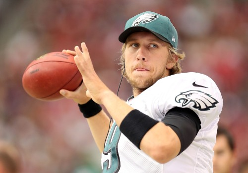 Nick Foles As Starter? Not So Fast