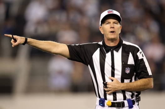 Examining NFL Referees in 2010