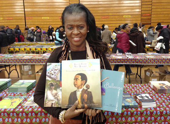 21st Annual African American Children's Book Fair