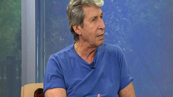 Comedian David Brenner