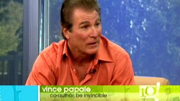 Vince Papale Talks About