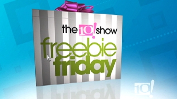 Another Exciting Freebie Friday!