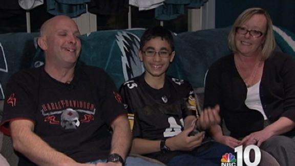 Wednesday's Child: Julian Gets Adopted