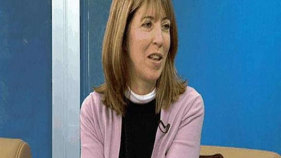 Author Lisa Tucker