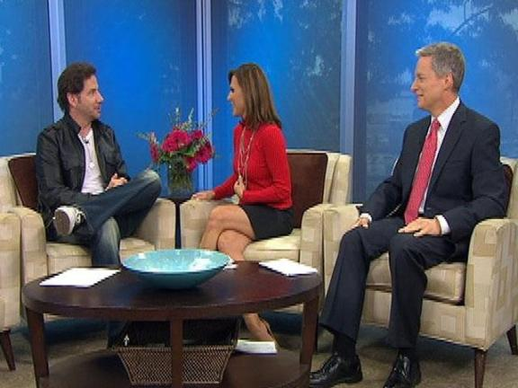 Actor Jamie Kennedy Stops by The 10! Show