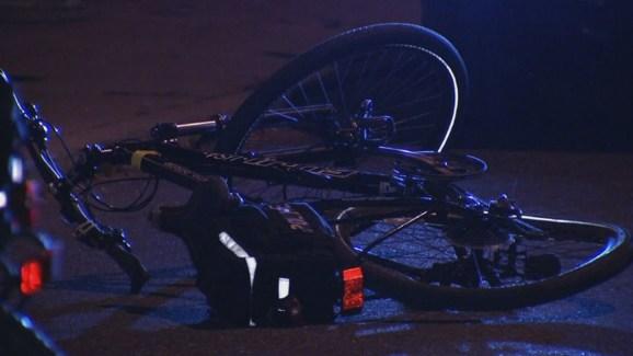 Driver Targets Bike Officer: Police