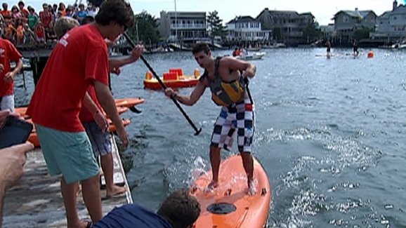 prospective flyers mini triathlon in stone harbor nbc 10 philadelphia