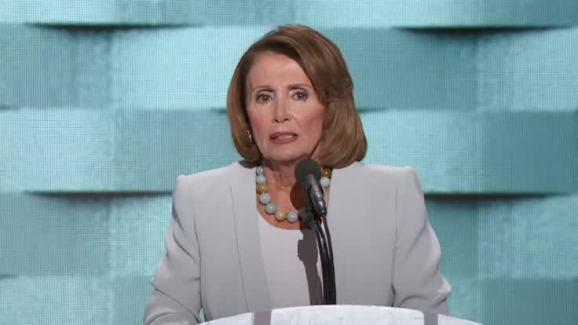 Nancy Pelosi: 'If You're on the No-Fly List, You Belong on