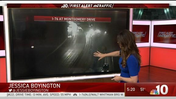 Massive Crash Closes I-76