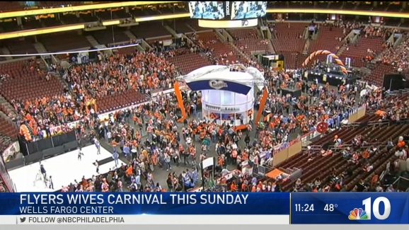 flyers wives getting gritty with this year s carnival nbc 10