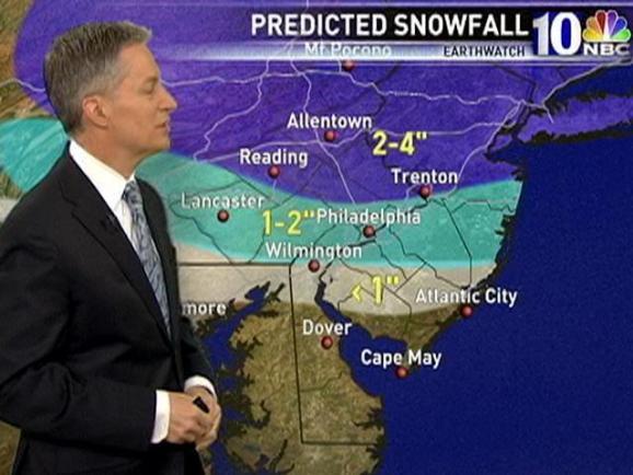 Video Friday Weather Forecast Snow Philadelphia Nbc 10 Philadelphia