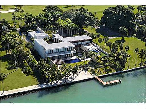 Home Sold for $47M, A Record in Miami-Dade County