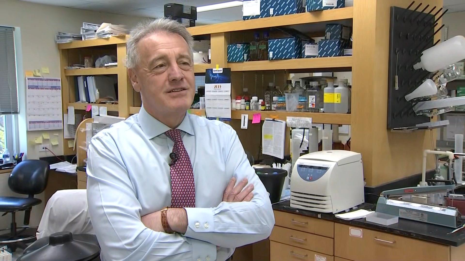 Dr. Dario Altieri Prostate Cancer Research