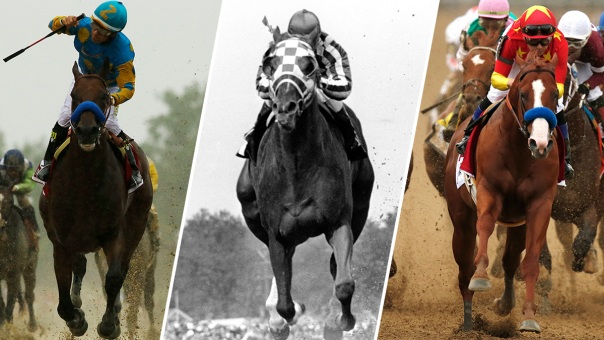 Which Triple Crown Champ Was the All-Time Fastest?