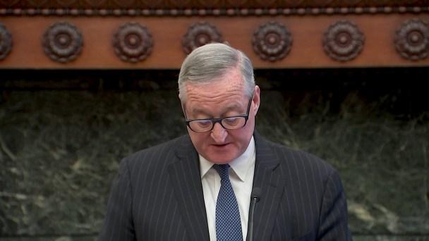 Mayor Kenney Speaks on Deed Fraud
