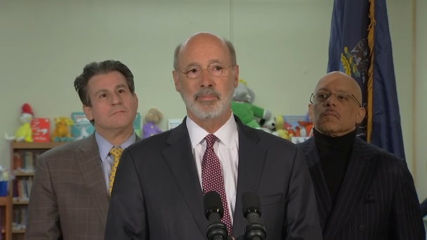 Gov. Wolf Pitches Multi-Billion Dollar Plan to Get Lead Out of Schools