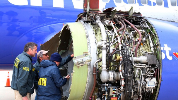 Before Philly Tragedy, $19M in Fines for Southwest Since '00