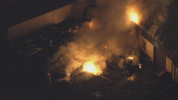 Investigators: Was Warehouse That Ignited Ignored for Violations?