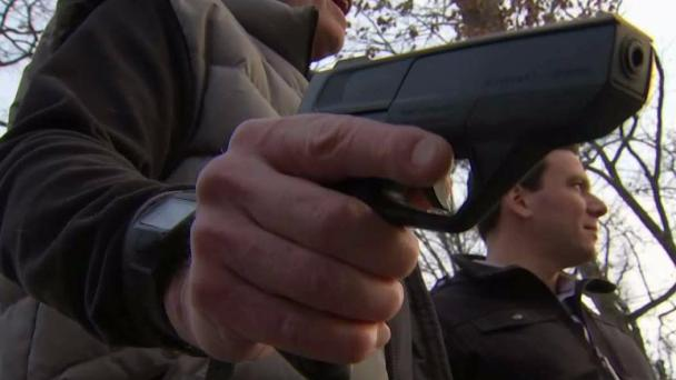 Guns Getting Smarter: Pa. Man's Plan to Create 'Smart Gun'