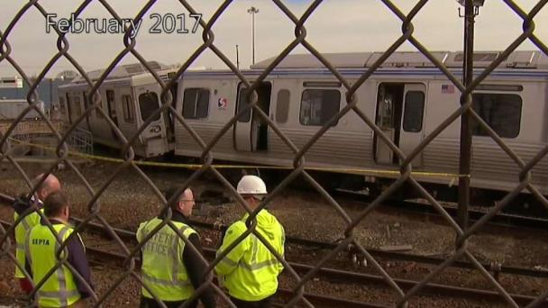 NBC10 Investigators: Derailment the Latest SEPTA Incident