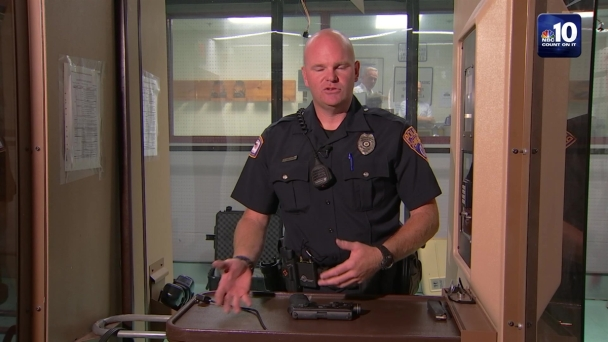 How This Police Officer Handles Guns Around Family