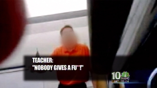 Video: Teacher Goes Off on Special Needs Student