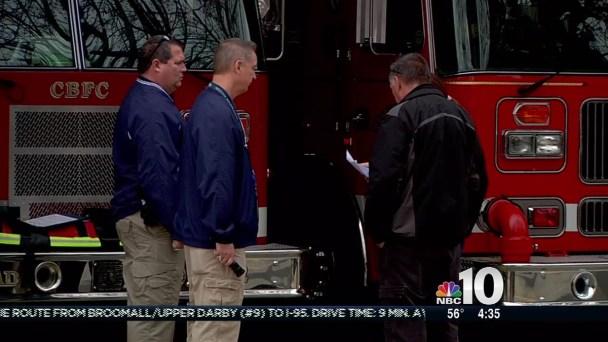 Delaware County Fire Station Under Investigation