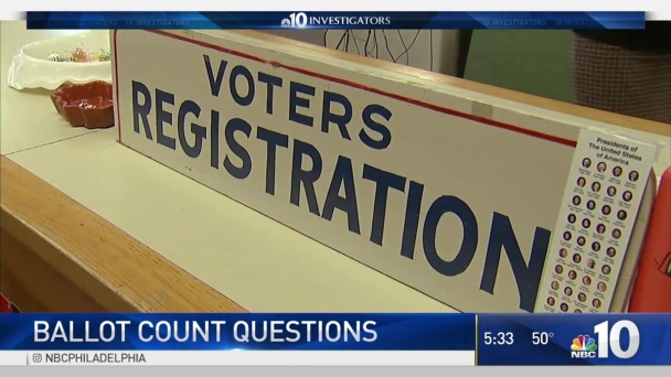 Questions Continue on Montco Absentee Ballots