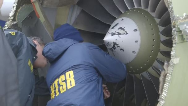 NBC10 Investigators: History of Engine Used on Flight 1380