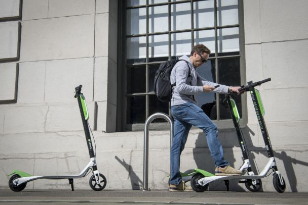 Will Electric Scooters Come to Philadelphia?