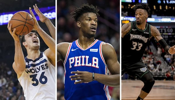 Return of Saric and Covington Illustrates How Much Butler Has Changed the Sixers