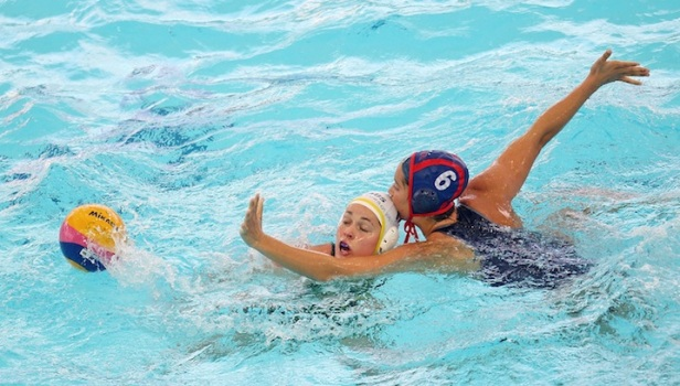 1st Look Profile: Maggie Steffens, U.S. Women's Water Polo, Loves Soccer and Beyonce