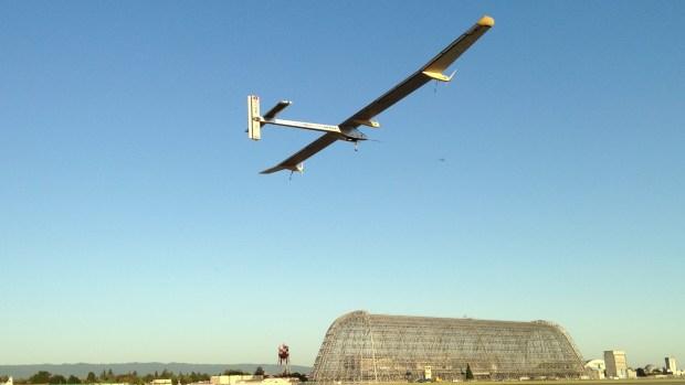 [BAY] Solar Plane Kicks off Cross Country Tour
