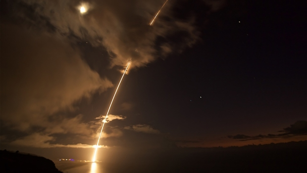 [NATL] US Successfully Shoots Down Test-Fired Missile