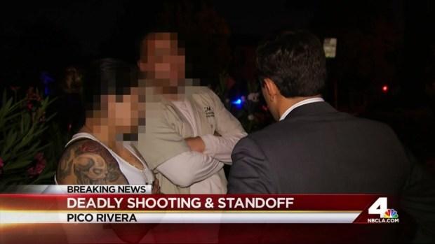 [LA] Bystander Killed in Pico Rivera Standoff