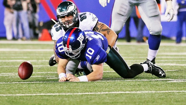 "Eagles Will Topple Giants: ""Experts"""