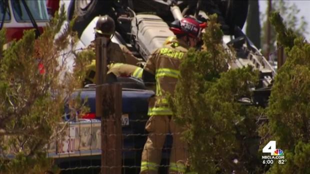 [LA] 5 Killed in Hesperia Crash