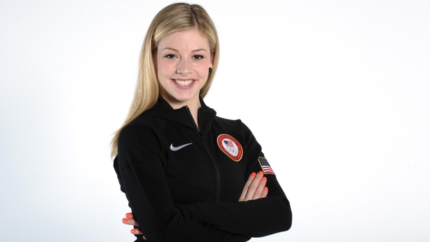 [NATL-SOCHI] Gracie Gold's Hidden Talent