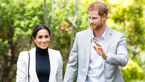 [NATL-AH] Prince Harry & Meghan Markle Launch Their Instagram Account
