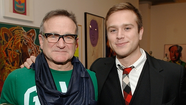 [NATL-AH] Robin Williams' Son Names First Child After Late Actor